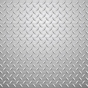 Absorbent Auto Steel Floor Mats